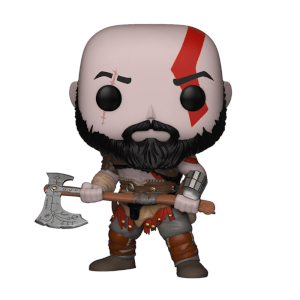 God of War Kratos Pop! Vinyl Figur