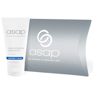 asap Daily Exfoliating Facial Scrub 15ml - PROMO