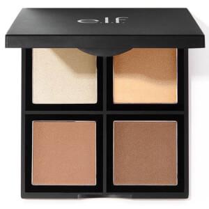 e.l.f. Cosmetics Contour Palette - Light/Medium 16g