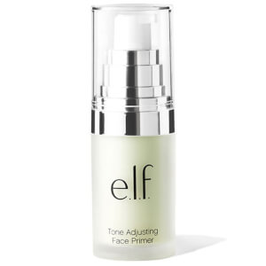 e.l.f. Cosmetics Tone Adjusting Face Primer - Green 14ml