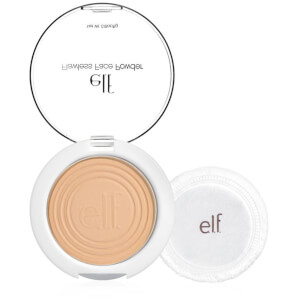 e.l.f. Cosmetics Flawless Face Powder - Light Beige 5g