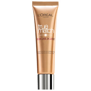 Loreal Paris true match Highlight Liquid Glow Illuminator 101 D/W Golden Glow 30ml