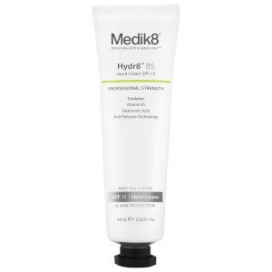 medik8 Hydra8 B5 Hand Cream SPF15 60ml