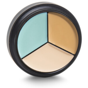 OFRA Corrector Tri-Pot - Light/Medium/Mint 4g