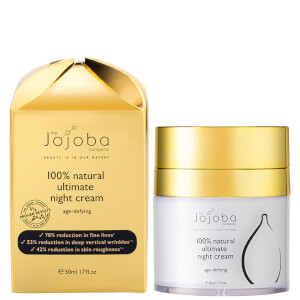 The Jojoba Company 100% Natural Ultimate Night Cream 50ml