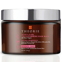Theorie Marula Oil Transforming Hair Mask 193g