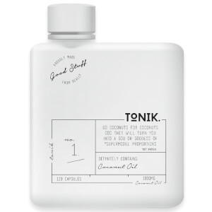 Tonik Coconut Oil Capsules 120 x 1000mg