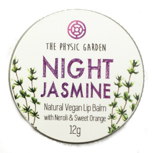 The Physic Garden Night Jasmine Lip Balm 12g