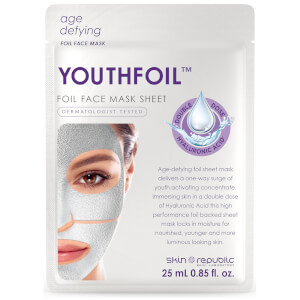 Mascarilla facial YouthFoil de Skin Republic 25 ml