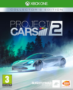 Project Cars 2: Collector's Edition