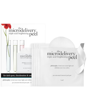 philosophy The Microdelivery Triple-Acid Peel (12 Pads)