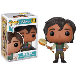Disney Elena di Avalon - Mateo Pop! Vinyl