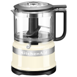 KitchenAid 5KFC3516BAC Mini Food Processor - Almond Cream