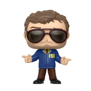 Parks and Recreation Burt Macklin Pop! Vinyl Figure