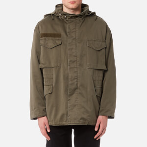 Maharishi Men's Upcycled Austrian M65 Jacket - Olive