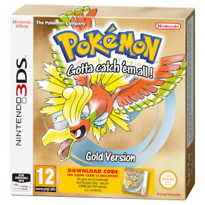Pokémon Gold Version