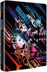 Valérian et la Cité des mille planètes 3D (+ Version 2D et UV)- Steelbook Édition Limitée
