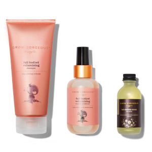 Grow Gorgeous Ultimate Volume and Thickness Trio (Worth $146)