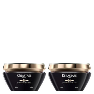 Kérastase Chronologiste Essential Balm Treatment 200ml Duo