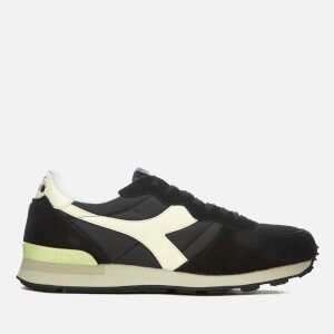 Diadora Men's Camaro Trainers - Black/Whisper White
