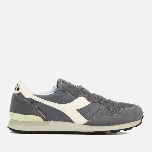 Diadora Men's Camaro Trainers - Steel Grey/Whisper White