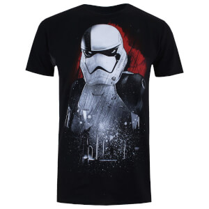 Star Wars Men's The Last Jedi Executioner T-Shirt - Black