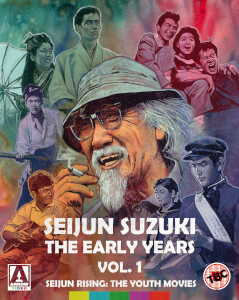 Seijun Suzuki: The Early Years. Vol. 1 - Seijun Rising: The Youth Movies