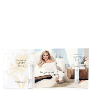Elizabeth Arden White Tea EDT Fragrance Sample 1.5ml (Free Gift)