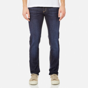 Versace Jeans Men's Pocket Logo Denim Jeans - Indigo