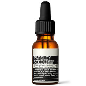 Aesop Parsley Seed Anti-Oxidant Eye Serum 15ml
