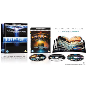 Close Encounters Of The Third Kind 40th Anniversary Limited Edition 4K Ultra HD Gift Set
