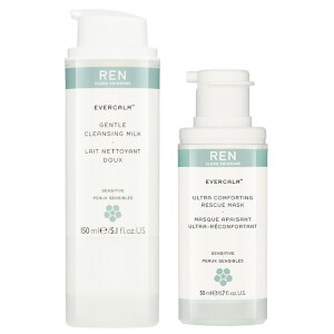 REN Exclusive Summer Skin Recovery Duo