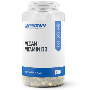 Vegan D3 Softgels