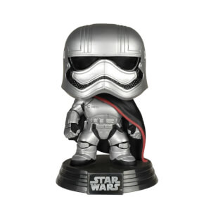 Star Wars The Last Jedi Captain Phasma Pop! Vinyl Figur