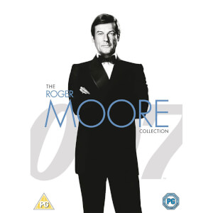 James Bond - Roger Moore Ultimate Box Set (7 Titles)