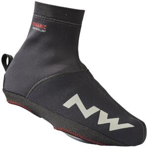 Northwave Dynamic Winter Shoe Cover - Black