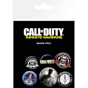 Call of Duty:Infinite Warfare Mix Badge Pack