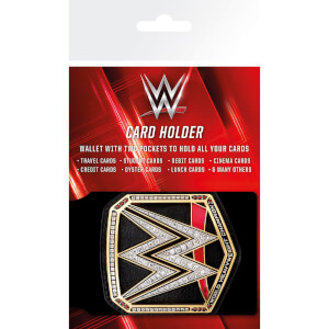 WWE Title Belt Card Holder