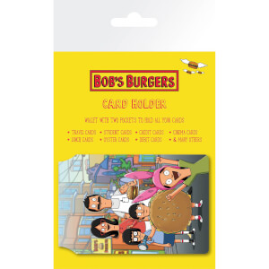 Bob's Burgers Group Card Holder