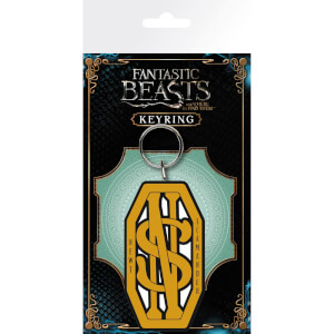 Fantastic Beasts and Where to Find Them Newt Scamander Keyring