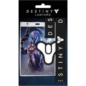 Destiny Warlock Lanyard