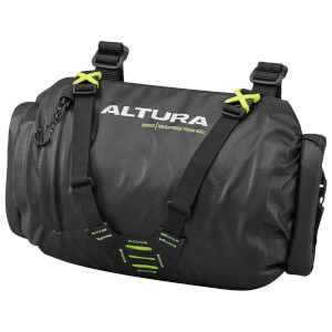 Altura Vortex Waterproof Front Roll - Black
