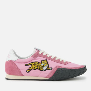 KENZO Women's Runner Trainers - Flamingo Pink