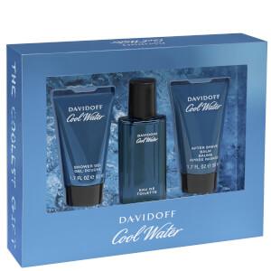 Davidoff Cool Water for Men Eau de Toilette Coffret