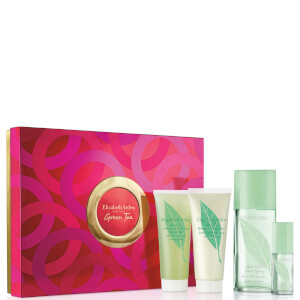 Elizabeth Arden Green Tea 3.3oz 4 Piece Set (Worth $54)