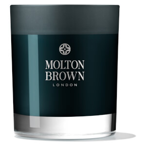 Ароматическая свеча Molton Brown Russian Leather Single Wick Candle 180 г