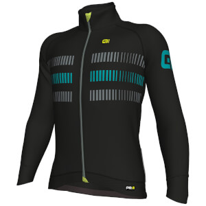 Alé PRR 2.0 Strada Jacket - Black/Green