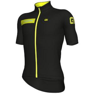 Alé Klimatik K-Atmo Jacket - Black/Yellow