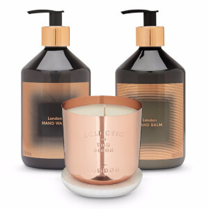 Tom Dixon London Medium Candle Gift Set - Copper