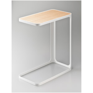 Yamazaki Frame Side Table - White